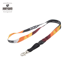Dye sublimation lanyard Perfect for full colour designs.