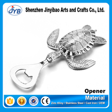 high quality arts and crafts antique turtle bottle opener innovation design