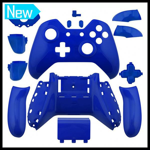 Chrome Front Shell Sets For Xbox One Controller