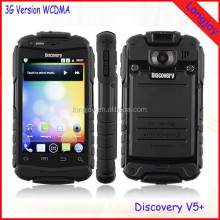 2015 Military Grade Rugged IP67 Waterproof Cell Phone Discovery V5+