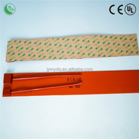 silicone conductive rubber tens pads, silicone rubber flexible heater ,heating elements