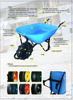 Supplier construction hand tool / names agricultural tools / wheelbarrow