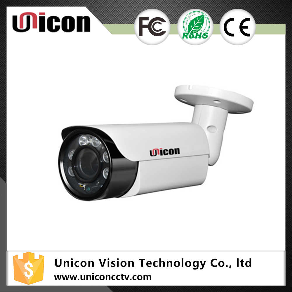 UN-XB2200 Unicon Vision 2MP 1080p varifocal lens 2.8-12mm 30m IR security ip camera shenzhen