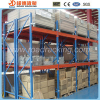 Warehouse storage logistic equipment metal storage shelf
