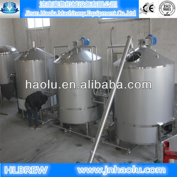 3000L Pub Beer Brewing Equipment/Sweet Stout, Fischer, Brasserie beer brewing system