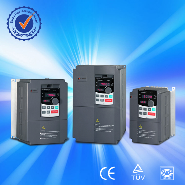 4kw solar vfd inverter converts DC solar energy into AC electricity for AC pumps