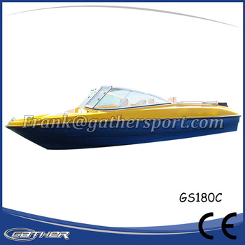 Gather High quality reasonable price alibaba suppliers Sport Boat