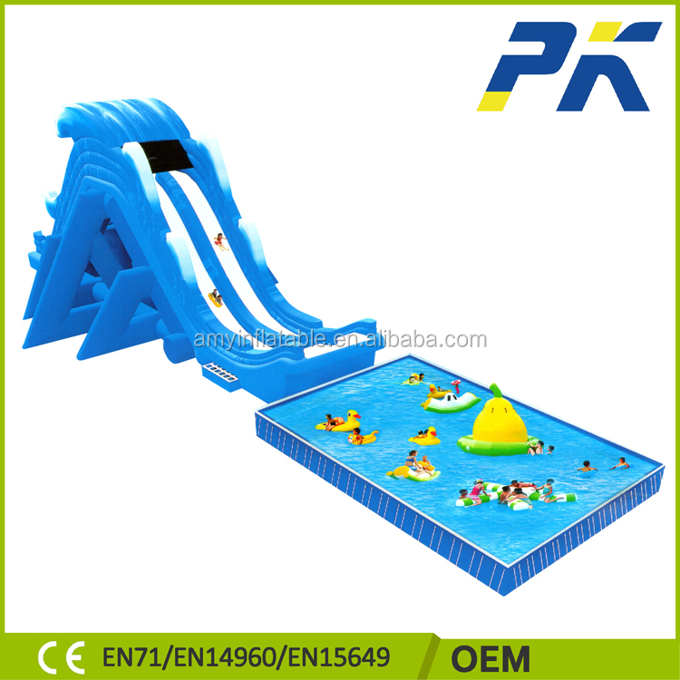 Portable Cheap Price Durable PVC 0.9mm Large Inflatable Swimming Pool For Sale