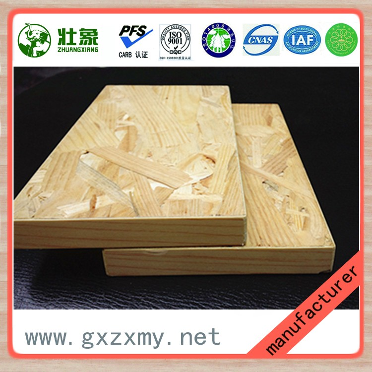 Laminated Super Furniture Grade OSB Board With Best Prices