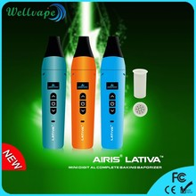 High quality fast heat 2200mAh battery adjustable temperature herbal electronic cigarette mexico