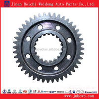 HOWO truck spare parts hot sale 1268303084 wheel gear