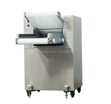 Commercial automatic dough kneading machine for the bakery