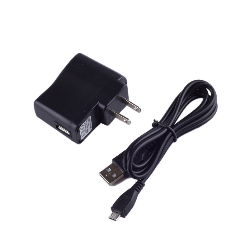 Micro USB EU US Plug 5V 1A Power Adapter AC 5V1A Charger Switching Power Supply Universal USB Interface