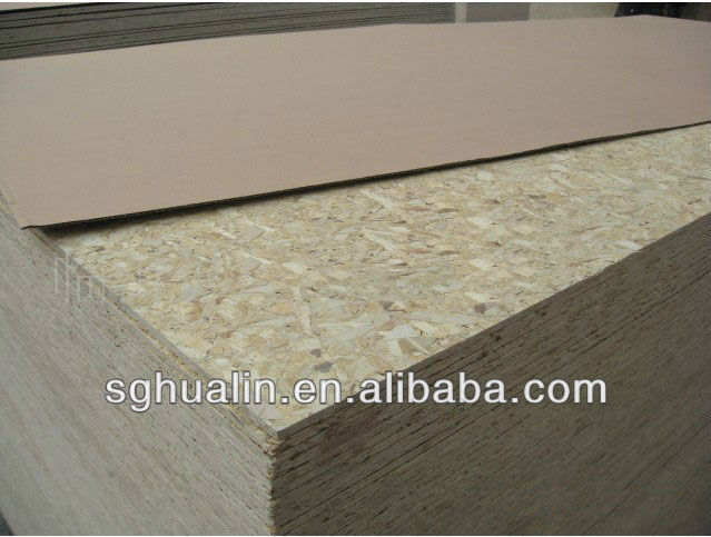 Linyi OSB manufacturer/hot sale OSB board