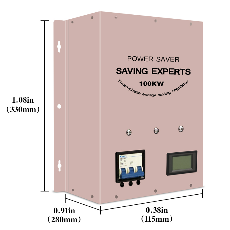 100KW Power Saver Industrial 3 Phrase World Best Selling Products Saving Saint Electricity Power Saver