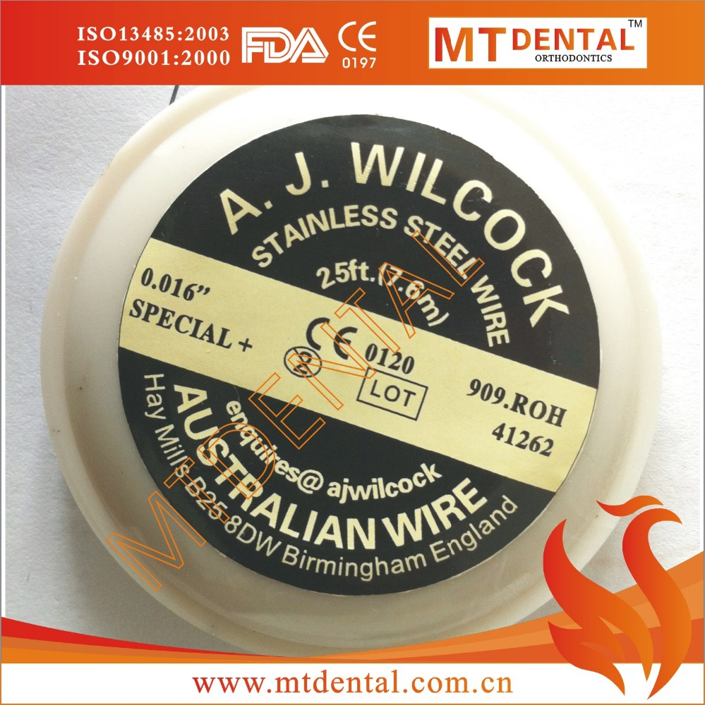 MTDENTAL Spooled Australian Wires with CE ISO FDA