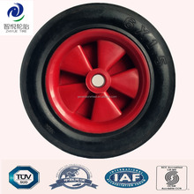Hot sale 6 inch solid wheels for old cart