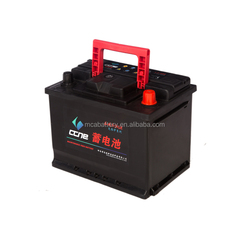 High quality mf korean 12v 60ah car battery