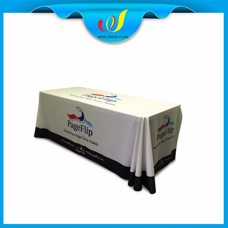 Wholesale Promotion Advertise Trade Show Chinese Tablecloth