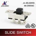 UL VDE AC slide switch Hot sale switch