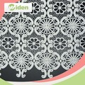 100% Polyester Lace Fabric 120 CM Water Soluble Lace Fabric for Bra