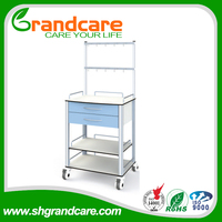Gold Supplier Grandcare Cheap Luggage Bag Strong Trolley Bag Fire prevention Made In China