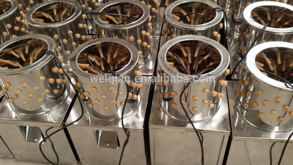 High quality Quail/Chicken/Duck/Poultry Plucker Prices|Quail Hair Removal Machine|Used Quail Plucker for Sale