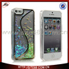 New bling moving 3d quicksand mobile case for i5, bling case for iphone 5