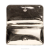 Fashion ladies premium metallic leather clutch party purse