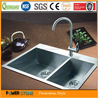 China Manufacturer Undermount Stainless Steel Franke Kitchen Sinks