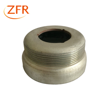 gas cylinder cap or gas cylinder neck ring