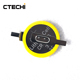 CTECHi 3.0V CR1616 Lithium cell coin battery with solder tabs