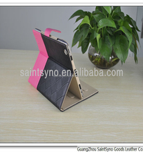 iP021 Book style leather case for ipad