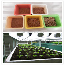 Convenient and clean garden clay soil bonsai soil for plants or vegetables