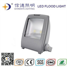 led flood light 100w with two chip 12v