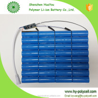 Rechargeable LiFePO4 12V 21AH battery for Integrated light
