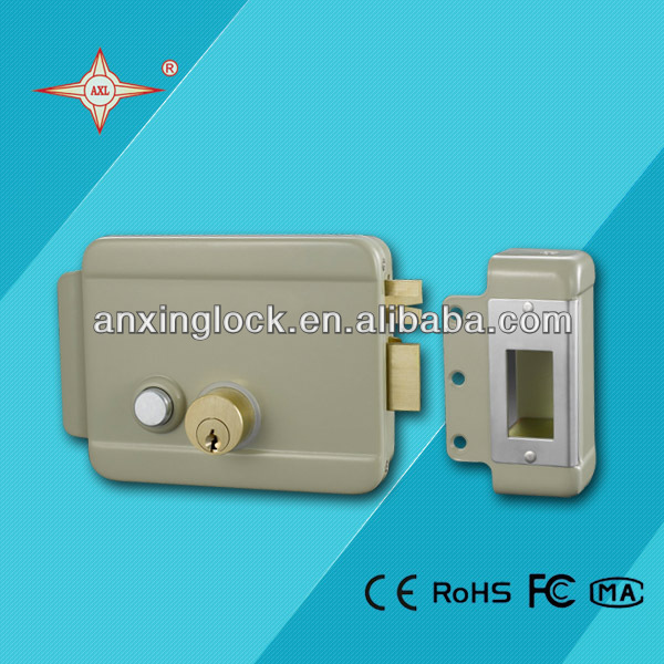 electromechanical door lock work with transformer