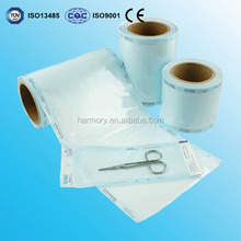 sterilization reel pouches for medical packaging pouch for surgical tools
