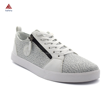 Wholesale Summer Breathable Skate Men Casual Shoe,New Zipper Skate Men Casual Shoe For Sale
