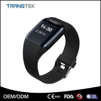 USB Charging android smart watch bluetooth, smart bracelet Heart rate monitor