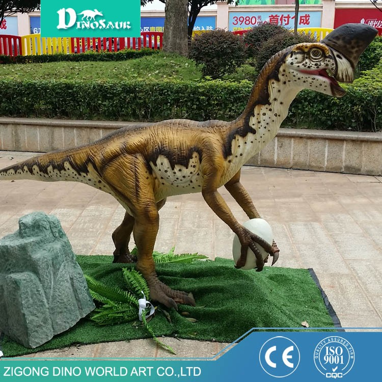 Exhibition Center Animated Dinosaurio Animatronic