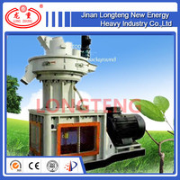 2016 high capacity pellet bagging machine used/elephant grass pellet making machine