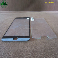 Cell Phone Color Silk Screem Printing Tempered Glass Screen Protectors for Many Brands