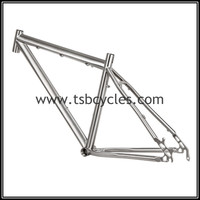 Super light titan mountain bike frame TSB- HEM1003
