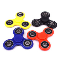 Multicolor Finger high speed Fidget Hand spinner ABS Material Toys