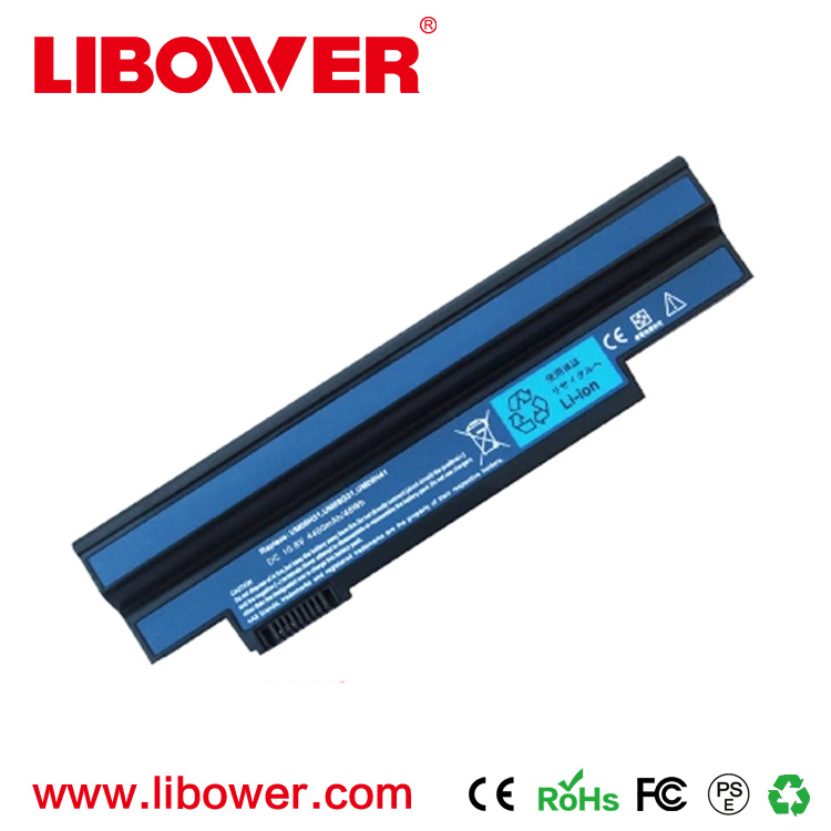 a year guaranty Best quality 11.1v bulk laptop batteries unique private design for Acer 532h-2288 532h-2Db_W7616 New Coming case