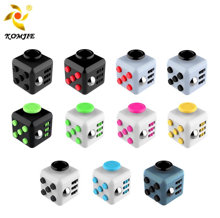 Komjie S004 Decompression cube fidget 6 side cube