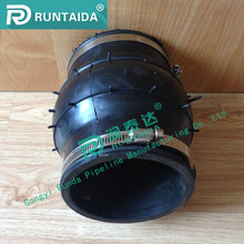 Slip-on Clamp Type Rubber Expansion Joints