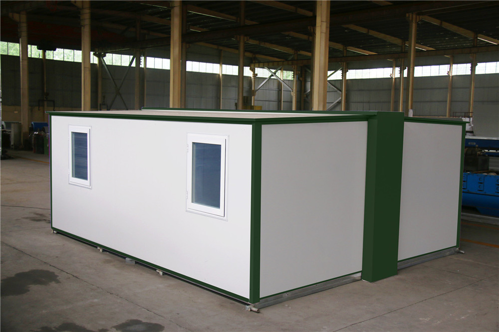 good insulated sandwich panel manufacture portable solar power folding container home
