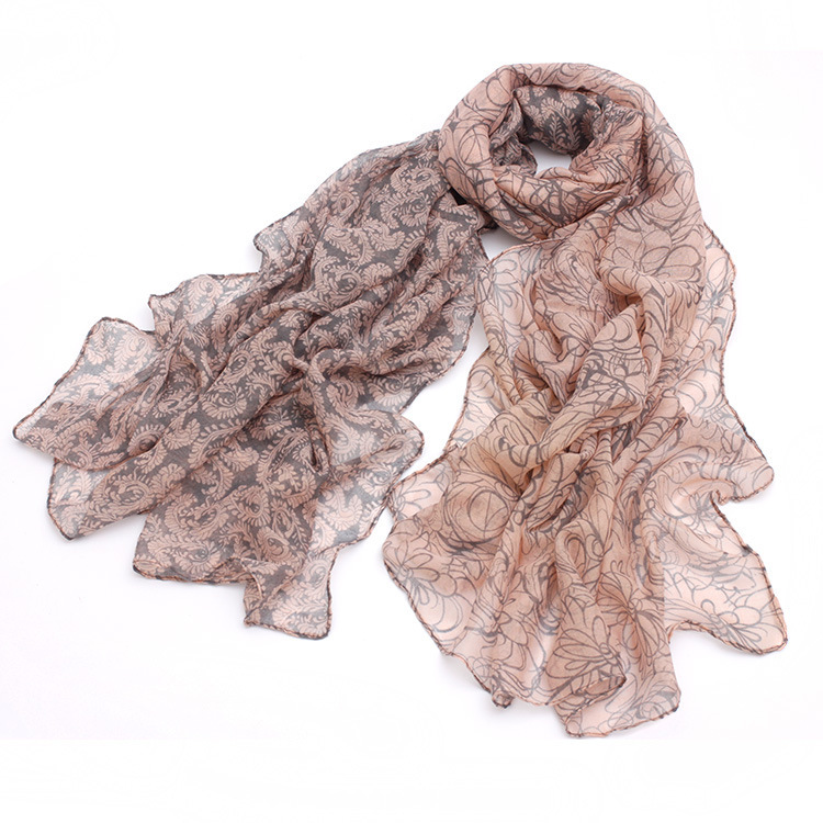 2015 New fashion Paisley print 100% cotton silk scarf for women spring summer shawl wraps bufanda lencos de seda HOT SELL